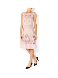 Hobbs Invitation Maida Vale Dress, Light Pink £299!