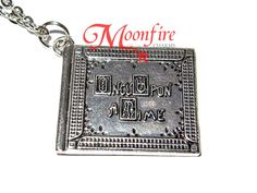 ONCE UPON A TIME Henry Storybook Pendant Necklace