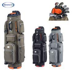 Bennington Golf Bag Men's Espresso Cart Bag A Specialist Of Golf Clubs Protection EMS Free Shipping