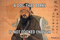 Confucius says Confucius Say, Weird, Jokes, Baseball Cards, Sayings, Funny, Movie Posters, Fictional Characters, Husky Jokes