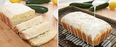 The Best Lemon Zucchini Loaf Ever - It's Super Moist | The WHOot
