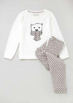 Cute Pjs, Cute Pajamas, Dresses Kids Girl, Girls Pajamas, Night Suit For Girl, Cute Sleepwear, Baby Dress Design, Pajama Outfits, Home Outfit