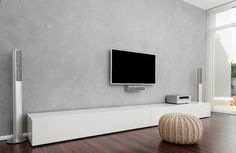 Pintura para muro / para interiores / de cal / biológica - PEINTURE MINERALE - Harmony béton