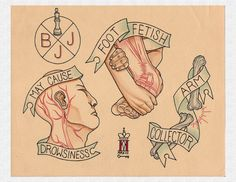 Bjj Flash by KrisKezart on Etsy, $20.00