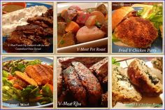 """It's Here! Introducing V-Meat, The """"V"""" Word's Gluten-Free Answer to Seitan 