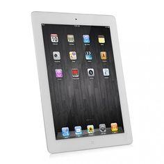 Apple iPad 3 w/ Wi-Fi & 4G - 16GB / White (Main View)