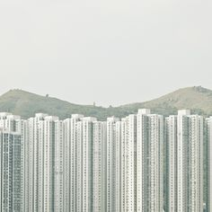 Documentary City Tsing Yi Town, New Territories, Hong Kong + Paisajes Urbanos Seattle Skyline, New York Skyline, Hong Kong, Urban Poetry, Vertical City, Dream City, Future City, Art Photography, Scenery