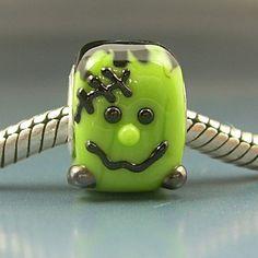 Pandora Halloween Glass beads | ... Glass Halloween BHB European Charm Big Hole Bead sra Gelly on Wanelo
