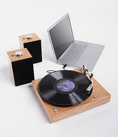 Crosley Audiophile USB Turntable ($200)
