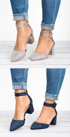 these are on fleeck Pretty Shoes, Beautiful Shoes, Cute Shoes, Me Too Shoes, Shoe Boots, Shoes Sandals, Dress Shoes, Plus Size Boots, Chunky Heel Pumps