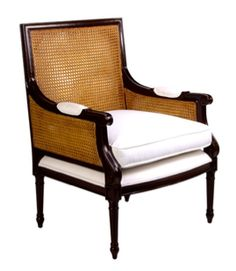 Occasional Colonial Chair