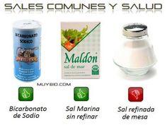 Vive Por Mas Tiempo: La sal marina y el bicarbonato de sodio como agent...
