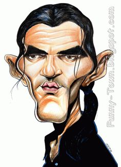 Antonio Banderas by Funnytown.blogpost