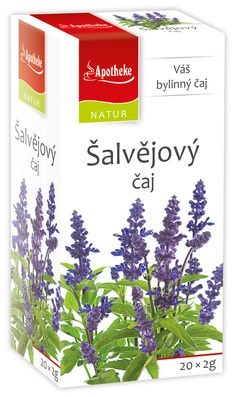 Natur Šalvějový čaj