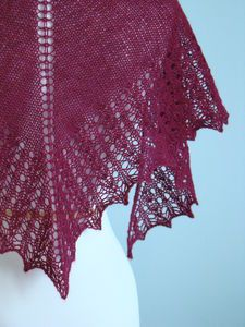 Plum - link to the free pattern!