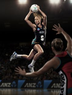 Awesome photo....and they say white chicks can't jump! LOL!