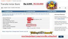 tidak perlu di ragukan bermain di website doyanjoker karena sudah banyak pemain pemain Indonesia yang merasakan Jackpot, hanya deposit min 15rb saja tanpa potongan pulsa