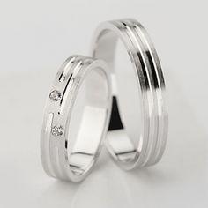 Modele verighete CORIOLAN V315 Wedding Themes, Wedding Rings, Engagement Rings, Aur, Jewelry, Women's Fashion, Bride, Dress, Silver