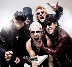 Scorpions will perform at Arena Armeec Sofia on Jule 17, 2016. Tickets price: BGN 50 - BGN 120 For more events in Bulgaria in Jule, browse our Event Finder.