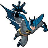 Found it at Wayfair - Licensed Designs Batman Gotham Guardian Giant Peel and Stick Wall Decal