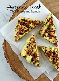 Virtual Wine  Appetizer Party for 4 Year Blogoversary + Avocado Toast with Chili Flakes and Lemon from @Lisa Phillips-Barton | Authentic Suburban Gourmet