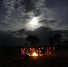 Singita's mobile camp experience brings intrepid travelers closer to the private acre Singita Grumeti reserve. The Singita Explore Mobile Tented Camp can be booked on an exclusive use basis. Tent Camping, Glamping, Safari Chic, Hotels, Acre, Africa, Explore, Adventure, Sunset