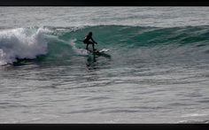 Malibu SUP Surf Session   Watch some amazing aerial video of the Pau Hana Surf Supply crew riding the waves out at County Line in Malibu California USA - during a winter swell paddle surfing SUP session.