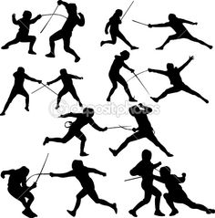Fencing moves