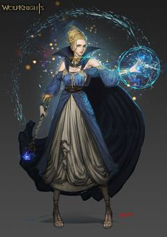ArtStation - mage_water, Youngmin suh