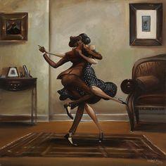 Swing Baby Swing by Frank Morrison