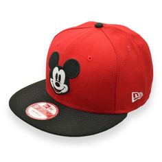 NEW ERA MICKEY MOUSE DISNEY 9FIFTY SNAPBACK CAP