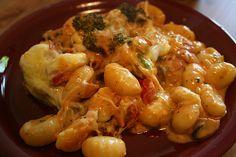 Gnocchi - Auflauf, ein schmackhaftes Rezept aus der Kategorie Pasta & Nudel. Bewertungen: 893. Durchschnitt: Ø 4,5.