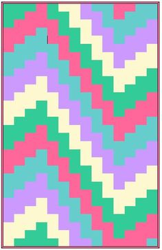 Quilting and Whatnot Motifs Bargello, Bargello Quilt Patterns, Bargello Needlepoint, Bargello Quilts, Baby Quilt Patterns, Lap Quilts, Paper Piecing Patterns, Quilt Blocks, Embroidery Patterns