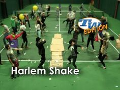 """Do you know how to do the """"Harlem Shake""""? If not, TW will show you how!"""
