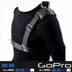 Shoulder Strap Mount Adapter For GoPro Hero Black Edition // $29.99 // Free shipping worldwide // #GoPro #goprooftheday #goprohero3 #goprohero #goprohero4 #goprouniverse #goprophotography #goprophotography_ #goproeverything #gopro3 #gopro4 #goproid #gopro