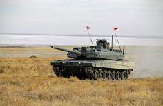 Turkish ALTAY Tank
