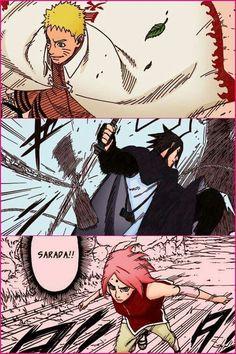 Naruto Gaiden 700.05