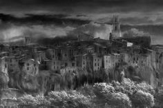 Pitigliano by Lars van de Goor - Photo 151780303 - Road Pictures, Tree Faces, Forest Landscape, City Architecture, Travel Images, Lightroom Presets, Travel Photography, Around The Worlds, Van