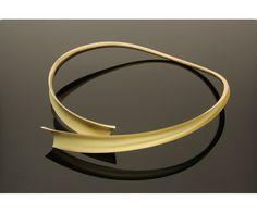 Thomas Garcia-Greno necklace Inanna gold 750 #anticlastic