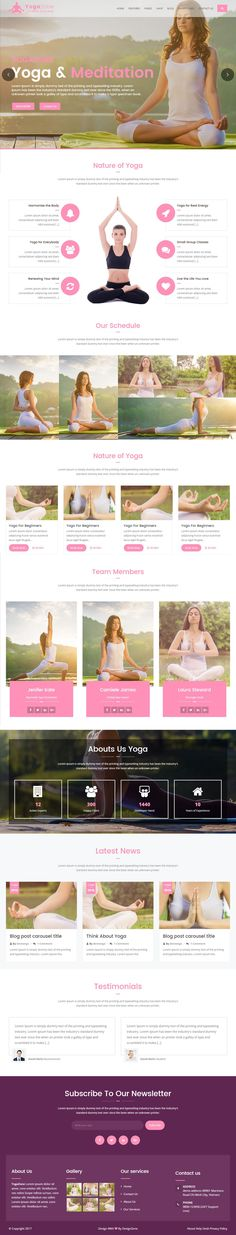 YogaZone is Premium full Responsive Retina Parallax HTML5 #OnePageTemplate. Bootstrap Framework. If you like this #YogaTemplate visit our handpicked list of best HTML5 #YogaWebsite Templates at: http://www.responsivemiracle.com/best-responsive-html5-yoga-website-templates/ Está farto de procurar por templates WordPress? Fizemos um E-Book GRATUITO com OS 150 MELHORES TEMPLATES WORDPRESS. Clique aqui http://www.estrategiadigital.pt/150-melhores-templates-wordpress/ para fazer download…