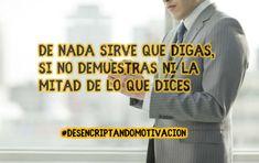 #motivacion #frasesmotivadoras #emprendedores #emprender #negocios #criptomonedas Goals, Strength, Motivational Quotes