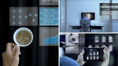 A future vision study of manufacturing.
