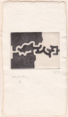 Eduardo Chillida Lasaitasun Drypoint on wove paper carton, 1983 x cm specimen Signed and numbered Collages, Collage Art, Abstract Words, Contemporary Abstract Art, Print Artist, Silkscreen, Printmaking, Paper Art, Book Art