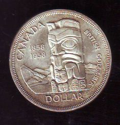 Item specifics     Circulated/Uncirculated:   Circulated       1958 CANADIAN SILVER DOLLAR, YOU GRADE IT,  24*  Price : $29.99  Ends on : 4 weeks Order Now