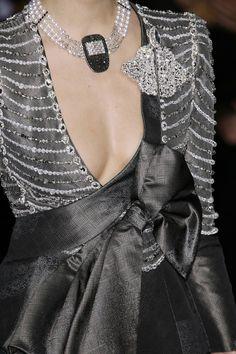 Black/Silver Dress