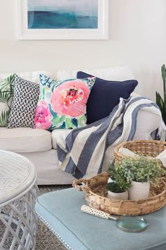 Throw pillows love