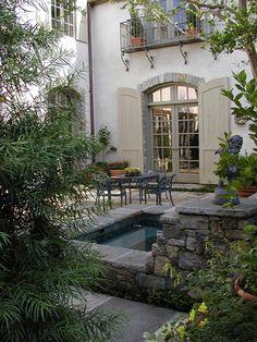 Houston Landscape Architect|European Landscape Architecture|French Garden