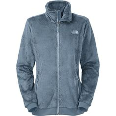 The North Face Mod-Osito Jacket for Women Cool Blue/Cool Blue X-Small