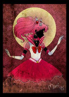 .eternal princess sailor chibimoon by mimiclothing on DeviantArt