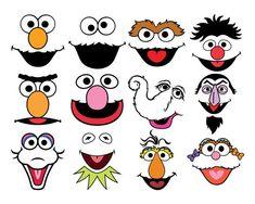 Sesame Street Crafts, Sesame Street Party, Sesame Street Birthday, Cookie Monster Halloween Costume, Cricut Heat Transfer Vinyl, Sesame Street Characters, Disney Characters, Fictional Characters, Elmo Birthday